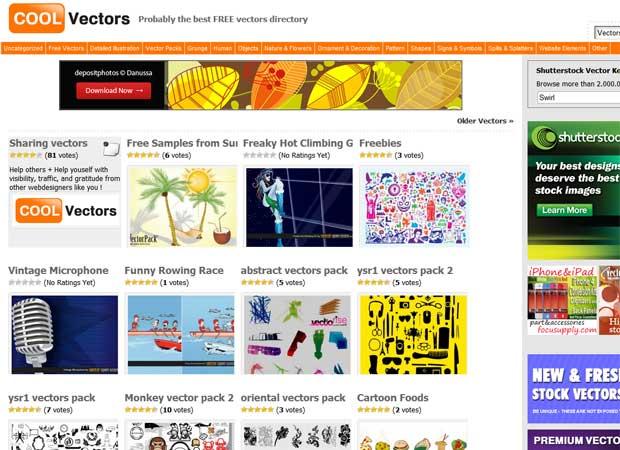 CoolVectors (.com)