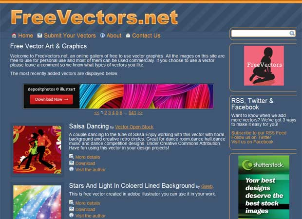 FreeVectors (.net)