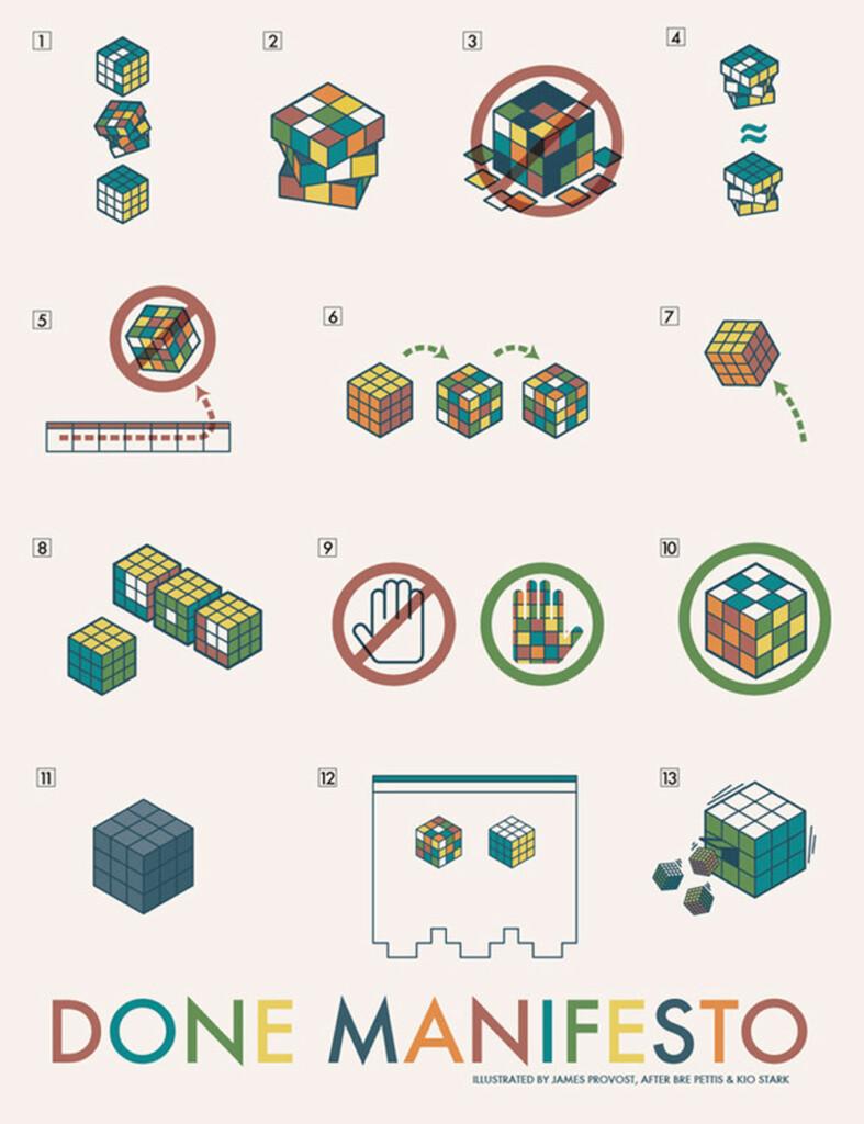 13 reguli pentru realizarea viziunii tale creative